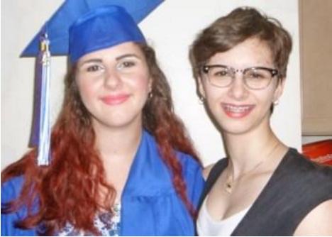 Depois da morte da minha filha Shai, eu tive mais duas filhas, a Shoshana e a Gavi. Atualmente, 18 anos depois, a Shoshana recém terminou o ensino secundário e entrou na Universidade.