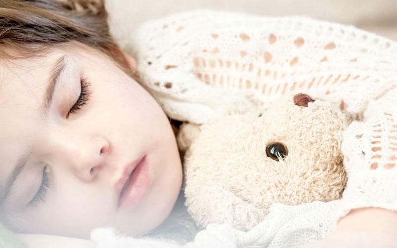 sono do bebê e sono da criança