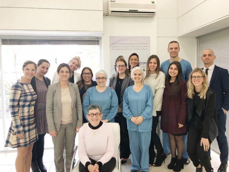 Dra. Joanne Kurtzberg, renomada especialista em transplante de sangue de cordão,