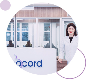 Hemocord - Contato
